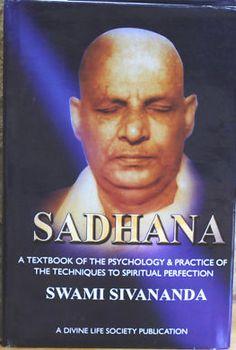 Swami Sivananda sadhana